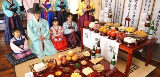 Vì sao phụ nữ Hàn Quốc sợ Trung thu